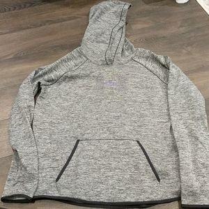 Under armour hoodie sweatshirt